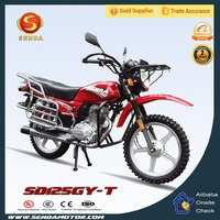 New Designed Pit Bike Dirt Bike Best-selling in Brazil for Adults SD125GY-T