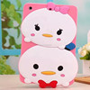 3D Cartoon Stitch snowman Soft Silicone Back Cover Case for Apple Ipad 6/Air 2