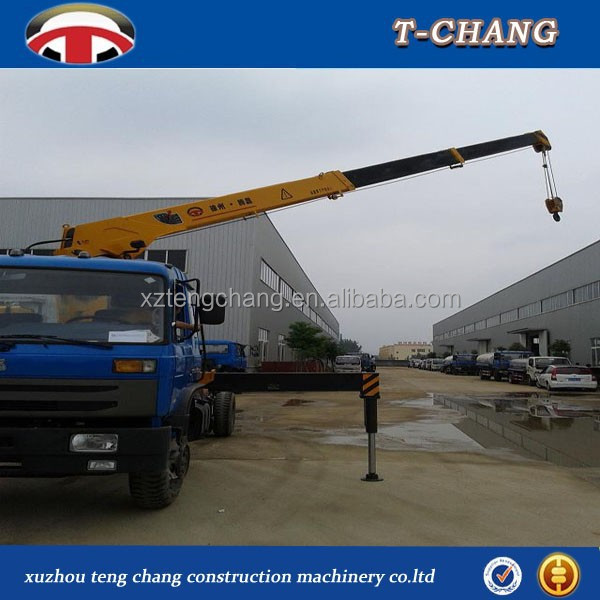Swing Arm Lift For Pickup : Hot sale ton swing hydraulic lifting arm crane for truck
