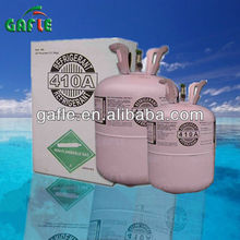high performance domestic refrigeration and automobile air conditioners cooling refrigerant gas R410a