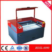 jinan big dipper BDXL-6090 hot sale rock laser engraving machine