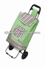Fashionable Household Reusable Outdoor Shopping Trolley Bag