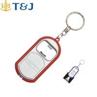 >>>Multifunctional Key Finder Locator Find Lost Keys Chain Beer Opener LED Keychain/