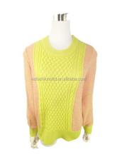 2015 fashion women cashmere sweater