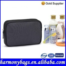 2015 Western stylish durable 600D travel mens toiletry bag