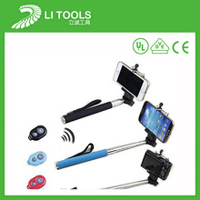 New product monopod selfie stick bluetooth remote control