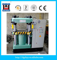 low price 300 ton four column hydraulic power press machine