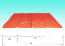 Corrugated roofing sheets/ roofing sheeting