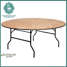 wholesale wooden folding dining table