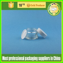 aluminum lid mask container with screw lids