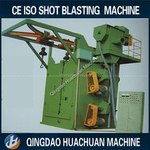 hook shot blasting cleaning machine used for casting rust removal