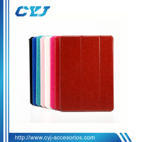 2014 High quality for apple ipad accessories, for apple ipad accessories with Crazy Horse lines