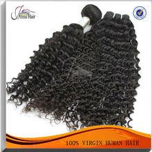 100% wholesale raw unprocessed virgin brazilian hair24 inch human hair weave extension