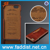 News 2015 Alibaba China Leather cheap mobile phone case for iphone 6
