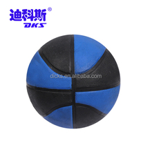 High Quality Rubber Basketball/8 Panels Laminated Rubber Basketball (DKS-91210)