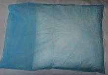 Disposable nonwoven pillow cover