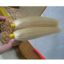 Full Cuticle Double Drawn Pre Bonded Flat Tip Hair Extension/Pre Bonded Flat Tip Hair Extensions/Pre Bonded Flat Tip Hair