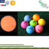 lady child toy luminous glowing golf ball maker crystal ball outdoor