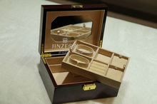 high quality wooden hot sell jewelry case