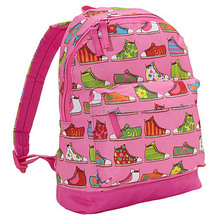 New design cartoon school bag with your own brand