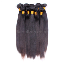 Dyeable and Bleachable 4A 5A 6A high quality 100% virgin brazilian human hair weft