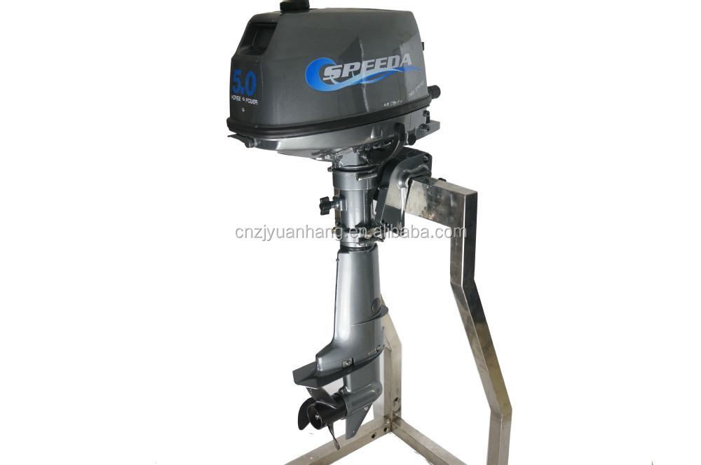 Speeda 6hp Gasoline Outboard Boat Engine Buy Boat Engine