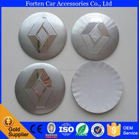 Customize Alloy Aluminum Auto 55mm Wheel Cap Sticker Badge