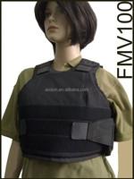 Aramid Female Bulletproof Vest(black)