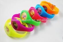 kids watch/jelly cute watch/promotional watch