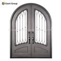Puertas de acero de arco/puerta de entrada