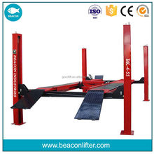 New style hotsell launch cheap 4 post car lift