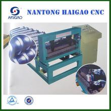 Single Layer CNC Color Steel Roof tile press machine/corrugation making machine