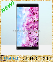 Original Cubot X11 Real Friend 5.5 inch JDI Android 4.4 MT6592A octa core 2gb RAM 16gb ROM 3G wcdma 10 Points Touch Smartphone