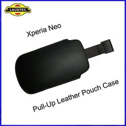 For Sony-Ericsson Xperia Neo MT15i, Pull-Up Leather Pouch Case, High Quality, New Arrival