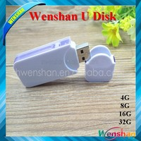 USB 2.0 Flash Drive Memory Stick Storage Thumb Stick plastic Pen U Disk
