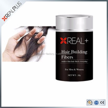 REAL PLUS Safe hair fiber color for thin hair