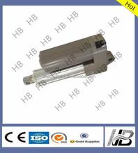 Bus puerta mecanismo, motores eléctricos para el modelo de trenes, 24 pulgadas carrera actuadores lineales