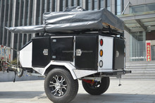 wheel camping trailer roof top tent off road camper trailer tents for sale