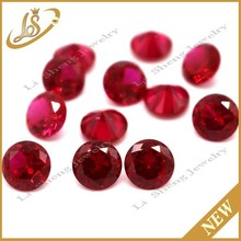 Resonable price garnet smooth round gemstone