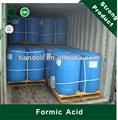 Química orgânica de ácido fórmico 85% 90% com alta qualidade
