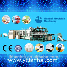 New type YTTH-1100X1250 Machine For Making PS Foam Food Box