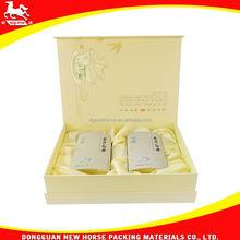 cardboard packaging tea gift box