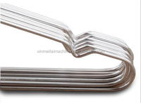 galvanized wire hanger for sale/ high quality hangers for clothes for sale