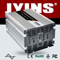 220v solar panels with built in inverters 3000W dc to ac solar power inverter with LED digital play jyins inverter