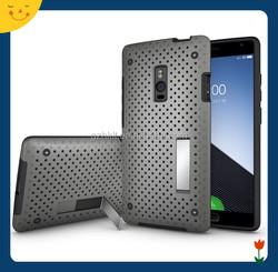 2015 China wholesale! High quality mesh combo net case for OnePlus Two