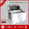 Screen-type telescopic clothes drying rack
