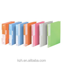 Factory office stationery 60 pockets display book clear book for sale