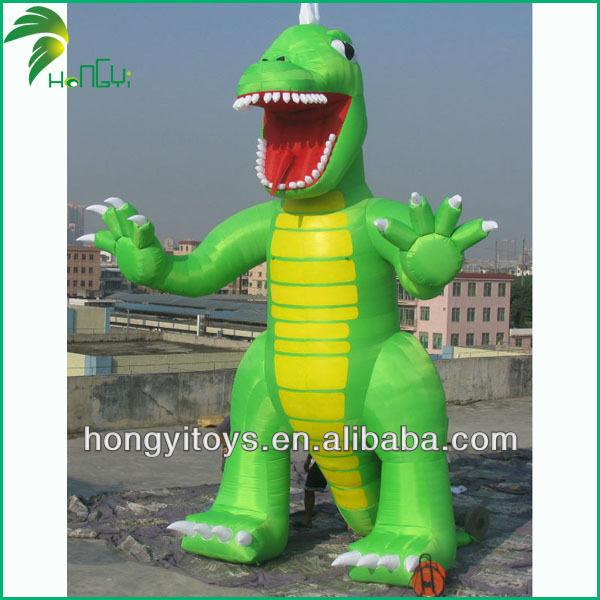 China Manufacture Top Sale Advertising Inflatable Giant Dragon