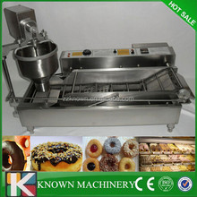 Electric/gas Automatic big Donut Machine / commercial Donut Maker/donut fryer