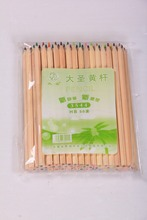 Latest arrival custom round drumstick pencil with your logo